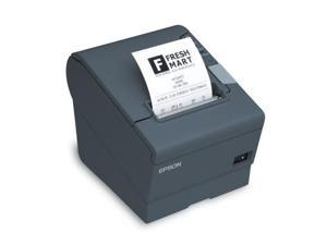 Epson C31CA85A6331 TM-T88V POS Thermal Receipt Printer - Black, Ethernet , External Power Supply (PS-180)