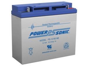 Power Sonic PS12180NB POWERSONIC PS-12180 12V 18AH