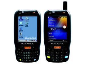 Datalogic 944600001 Dl-Axist Full Touch Pda, 802.11 A/B/G/N Ccxv4 +Mimo, Bluetooth V4 & Nfc, 1Gb Ram/8Gb Flash, Multi-Purpose 2D Imager W Green Spot, Android V4