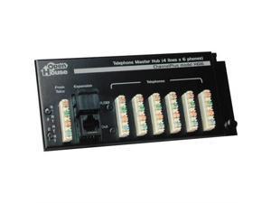 CHANNEL PLUS/OPENHOUSE/MULTPLX H616 4X6 TELCOM MODULE