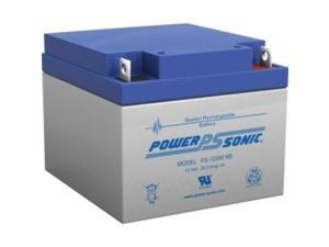 POWERSONIC POW-PS12260NB PS12260 12V-26AMP W/ NUTS & BOLTS