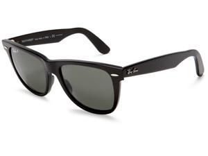 Ray Ban RB2140 Original Wayfarer Sunglasses - Black