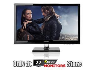 "Green ITC 27"" LAVA ECO27QN LED Matte Screen A-MVA Panel 2560x1440 WQHD (DVI-D, D-SUB, HDMI) PC Monitor"