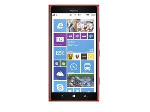 Nokia Lumia 1520 Red Factory Unlocked RM-937 4G/LTE 800/900/1800/2100/2600