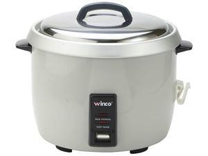 Winco Electric Rice Cooker, 30 Cups, 1550 Watts, NEW DESIGN