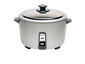 Winco Panasonic 23 Cup Commercial Electric Rice Cooker