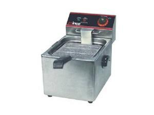 Winco Countertop Deep Fryer 16 lbs. Single Well