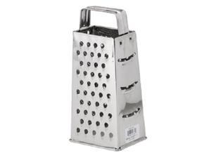 Grater, 4 Sided Stainless Steel