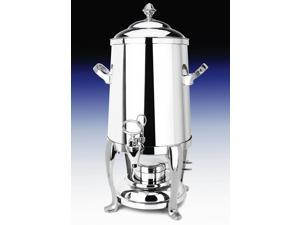 Eastern TableTop Freedom Coffee Urn, 3 Gallon Stainless Steel, Hotel Grade