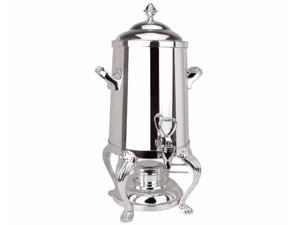 Eastern TableTop Queen Anne Coffee Urn, 5 Gallon Stainless Steel, Hotel Grade