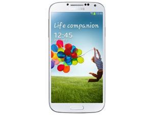 Samsung Galaxy S4 I545 16GB Verizon Manufacturer Factory Pre-Unlocked CDMA Cell Phone - White Grade A