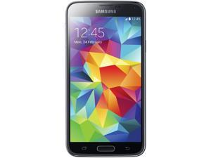 Samsung Galaxy S5 SM-G900A 16GB AT&T Smartphone Black Factory Unlocked