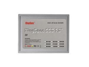 """KingSpec 1.8"""" ZIF SSD 16GB MLC Solid State Drive HardDrive fits Samsung Q1 /Q1EX DELL XT /D430/D420"""