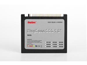"""KingSpec 128GB 1.8"""" IDE PATA SSD MLC for IBM ThinkPad X40 X41 X41T Tablet"""