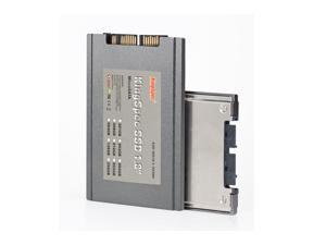 """Kingspec 16GB 1.8"""" MicroSATA MLC Micro SATA SSD for IBM X300 X301 Dell E4200 E4300"""