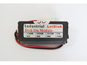 Industrial IDE 40PIN DOM Disk On Module Vertical+Socket Flash Memory 2GB