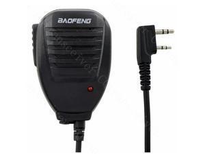 New 2015 Baofeng Speaker Microphone for BAOFENG UV-5R UV5RA UV5RB UV5RC UV5RD UV5RE UV-3R+ Kenwood Walkie Talkie
