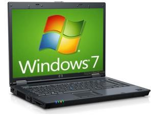 HP 8510p Laptop - Core 2 Duo 2.4ghz - 2GB DDR2 - 160GB HDD - DVD+CDRW - Win7 Home Prem- HDMI
