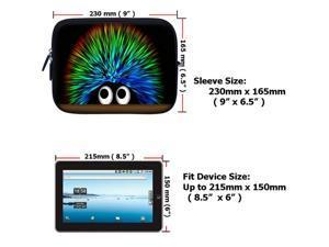 7 inch Tablet eBook Carrying Case Sleeve for iPad Mini Galaxy Nexus Kindle 2730