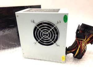 New 600W ATX POWER SUPPLY for Intel AMD Desktop Computer i3/i5/i7 Dual Fan