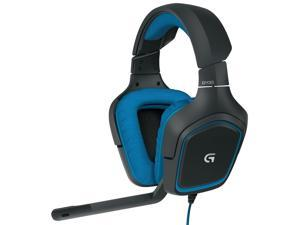 New Logitech G430 Over-the-Ear Stereo Gaming USB Wireld Headset