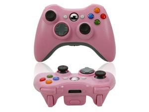 New 2.4GHz Wireless Controller Game Pad for Microsoft XBox 360 Pink hot
