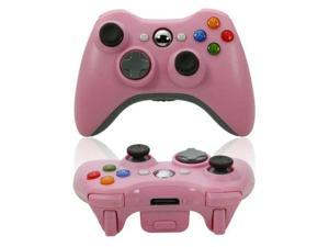 New 2.4GHz Wireless Controller Game Pad for Microsoft XBox 360 Pink