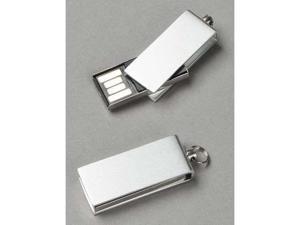 Mini Silver Swivel USB Flash Memory Drive(Stick/Pen/Thumb) 32GB
