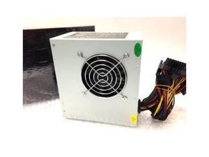600 WATT 600W POWER SUPPLY for Intel AMD Desktop Computer i3/i5/i7 Dual Fan