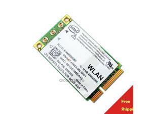Intel Wireless WiFi Link 4965AGN a b g n 300Mbps Dual Band MIMO Mini PCI E Card