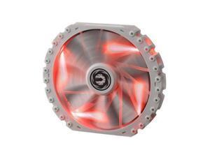Fenix Spectre Pro 230mm Red LED Case Fan (White)