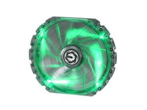 BitFenix Spectre Pro 230mm Green LED Case Fan BFF-LPRO-23030G-RP