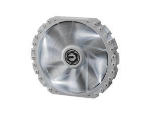 BitFenix Spectre Pro 230mm White LED Case Fan (White)