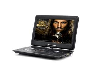 15.6 Inch Swivel Screen Portable DVD Player with Media Copy Function