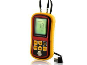 Digital Ultrasonic Thickness Gauge + Sound Velocity Measurement - Auto Calibration