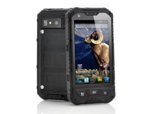 Ram - 4 Inch Rugged Android 4.2 Phone (Black, 1.3GHz Dual Core, Shockproof, Dust Proof, IP67 Waterproof)