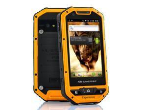 Rhino Mini - Military Standard Rugged Android Phone (MIL-STD-810G, 3.5 Inch Screen, IP67 Waterproof, Shockproof, 5MP Camera)