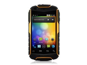 Nyx-N1 - 3.5 Inch Rugged Android Phone (Water Resistant, Shockproof, Dust Proof, Yellow)
