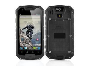 4.5 Inch Rugged Quad Core Android Phone with Walkie Talkie (IP68 Waterproof, 1.2GHz CPU, 1GB RAM)