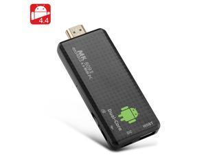 1080p Android 4.4 Mini PC TV Dongle (Dual Core CPU, 1GB RAM, Bluetooth 4.0)
