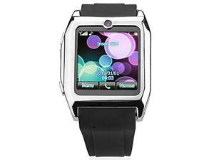 1.3 Inch Touchscreen Watch Phone with Rubber Strap