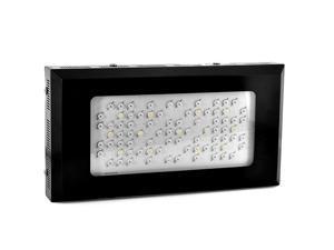 Sensemilla - Hydroponic LED Plant Grow Light (240 Watt, 80 LEDs, 2 UV LEDS, 3 Cooling Fans)