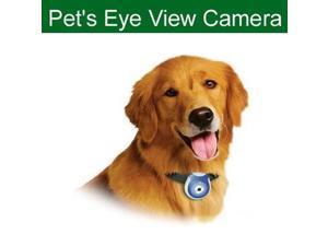 Pet Eye View Dog Puppy Kitten Cat Pet Collar digital Camera