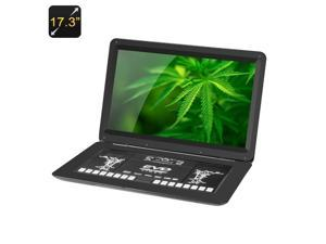 17.3 Inch Portable DVD Player (1366x1280, Game, Radio, TV, Copy Function, Anti-Shock)