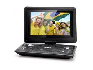 10.1 Inch Gaming Portable DVD Player (Copy Function, 1024x768, 270 Degree Swivel Rotation)