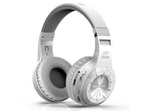 Bluedio HT (Shooting Brake) Wireless Bluetooth 4.1 Stereo Headphones - White