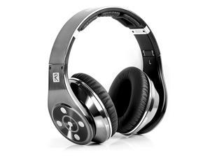 Bluedio R+ Legend Version Bluetooth 4.0 Wireless On-Ear Headphones - Supports NFC - Grey