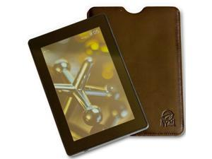 Kyasi Authentic TouchHide Tote Kindle Paperwhite Saddleback Brown Case Cover