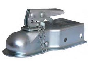 "Husky Marine Coupler 1-7/8"" Ball 3"" W/Chain 87072"
