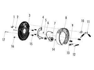 """Husky Shoe/Lining Kit-10"""" KB10E-05"""